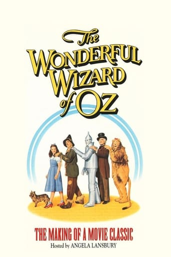 Poster of The Wonderful Wizard of Oz: The Making of a Movie Classic