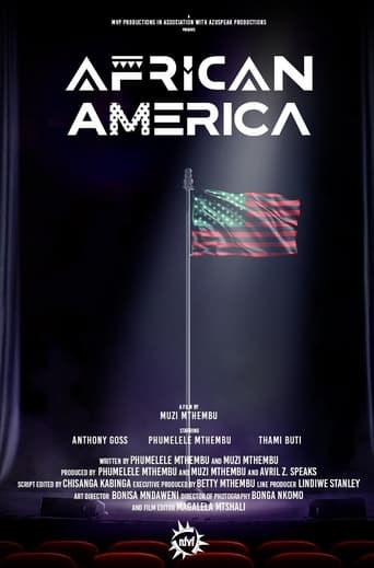 African America Poster