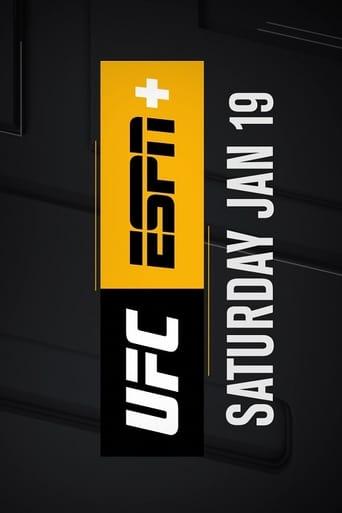 UFC on ESPN Movie Poster