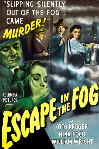 Poster of Escape in the Fog