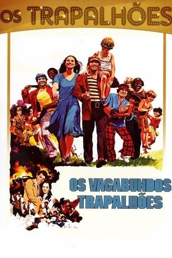 Poster of Os Vagabundos Trapalhões