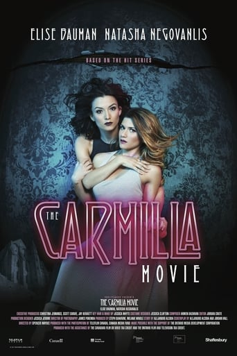 Poster of The Carmilla Movie