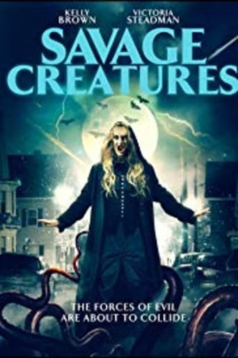 Savage Creatures Poster