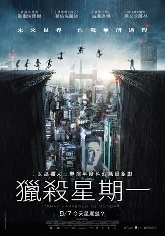 Poster of 獵殺星期一