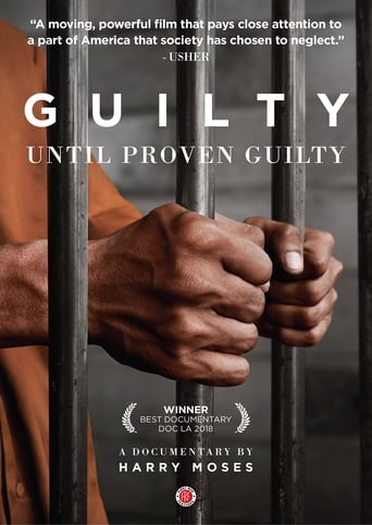 Poster of Guilty until Proven Guilty