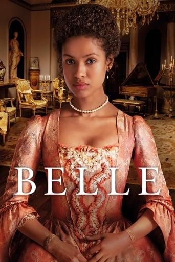 Belle (2013) - poster