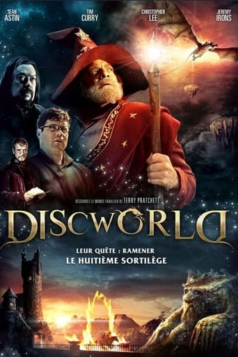 Welcome to the Discworld