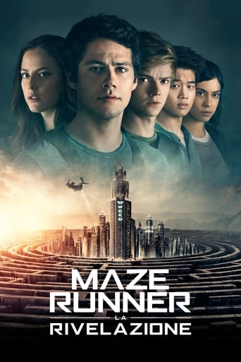 Poster of Maze Runner - La rivelazione