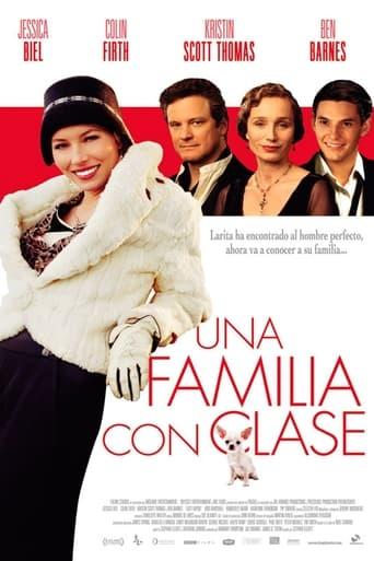 Poster of Una familia con clase