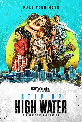 Step Up: High Water Poster