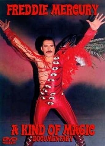 Freddie Mercury - A Kind Of Magic