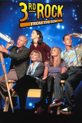 poster of 3rd Rock from the Sun