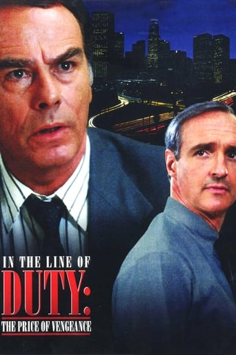 Poster of In the Line of Duty: The Price of Vengeance