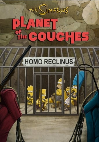 Poster of Planet of the Couches