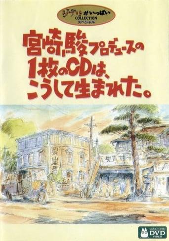 Poster of Hayao Miyazaki Produces a CD