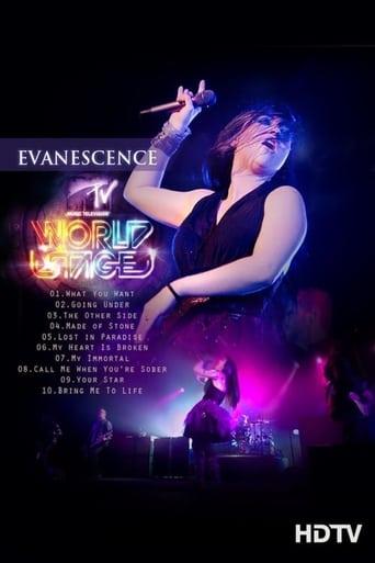 Watch Evanescence: MTV World Stage full movie online 1337x