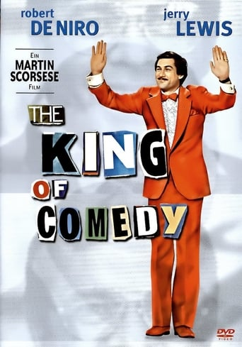 The King of Comedy - Drama / 1983 / ab 6 Jahre