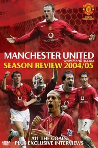 Manchester United Season Review 2004-2005