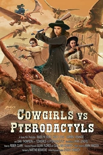 Watch Cowgirls vs. Pterodactyls 2021 full online free