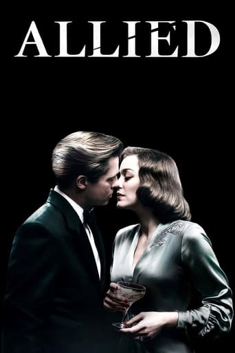 Poster of Allied