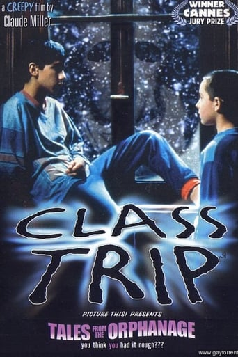 Class Trip Movie Poster