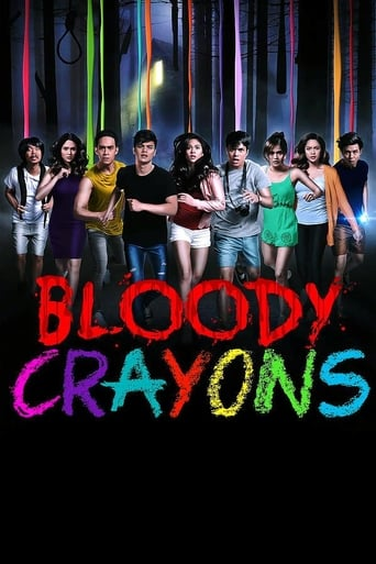 Poster of Bloody Crayons