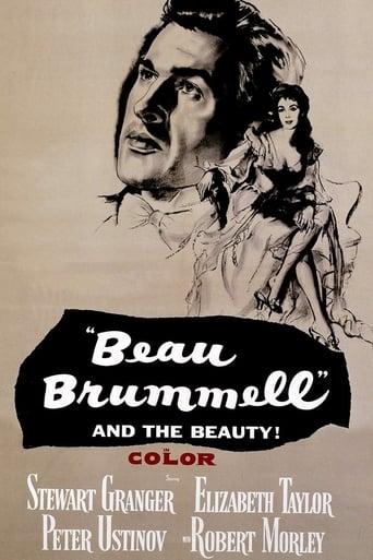 Poster of Beau Brummell