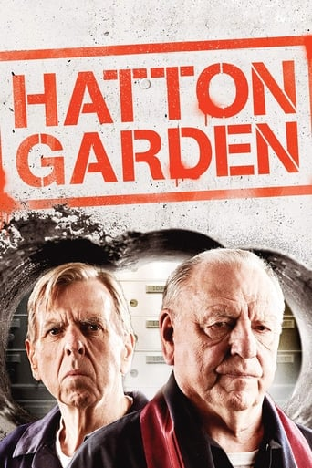 Poster of Hatton Garden
