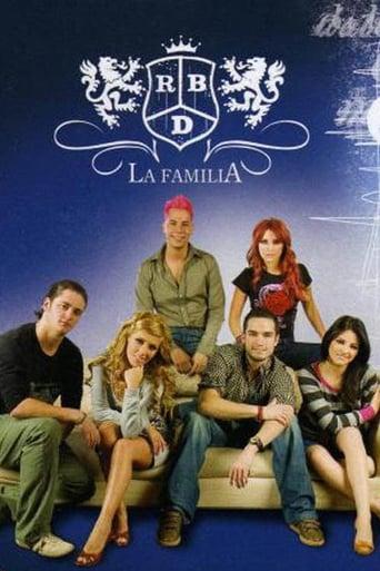 Poster of RBD: La Familia