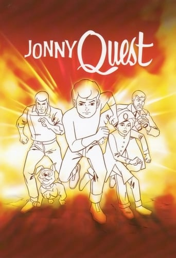 Poster of The New Adventures of Jonny Quest