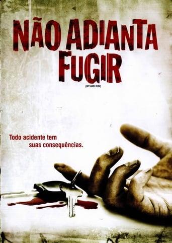 Não Adianta Fugir - Poster