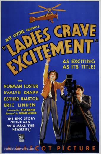 Ladies Crave Excitement Movie Poster