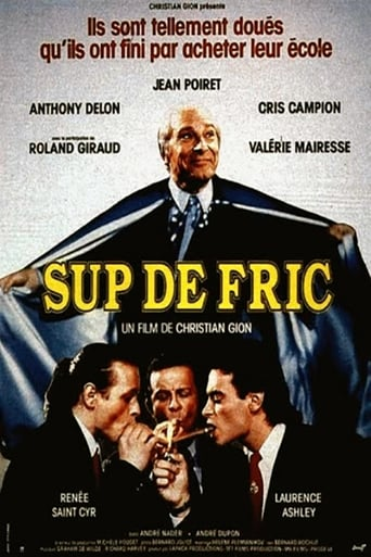 Poster of Sup de fric