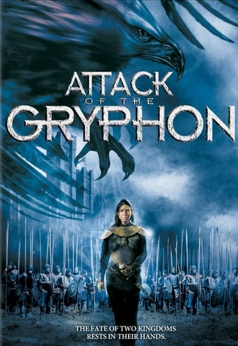 Poster of Attack of the Gryphon