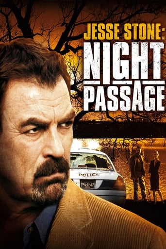 Poster of Jesse Stone: Night Passage