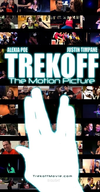 Poster of Trekoff: The Motion Picture