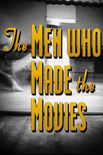 Poster of The Men Who Made the Movies: Howard Hawks