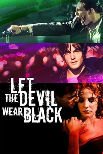 Poster of Let the Devil Wear Black