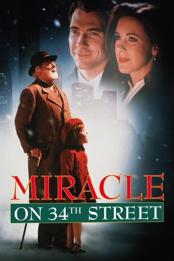 Poster of Miracle on 34th Street