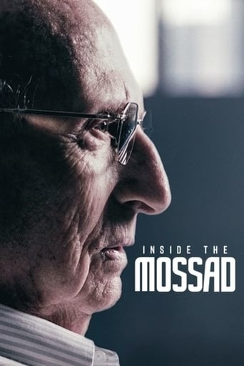 Por Dentro do Mossad 1ª Temporada - Poster
