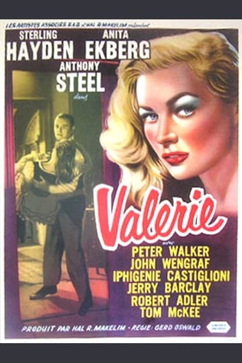 Poster of Valerie