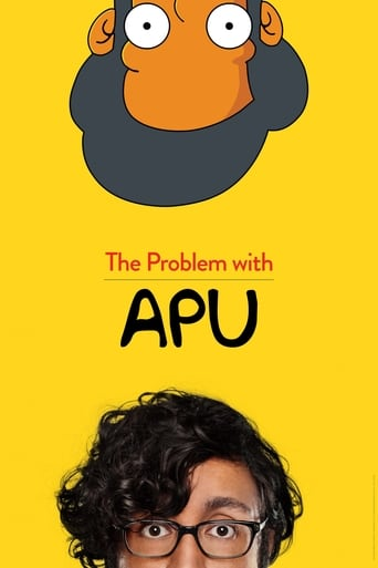 Poster of The Problem with Apu