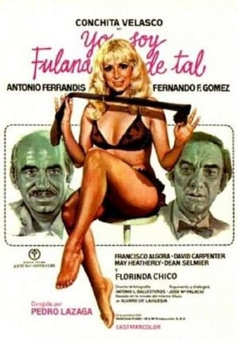 Poster of Yo soy fulana de tal