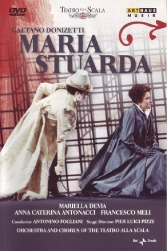 Poster of Gaetano Donizetti: Maria Stuarda