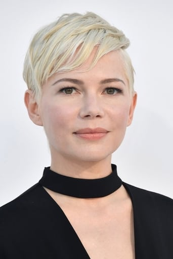 Michelle Williams alias Lucille Angellier