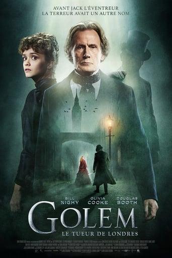 Poster of Golem, le tueur de Londres