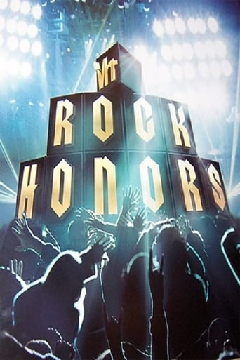 poster of VH1 Rock Honors