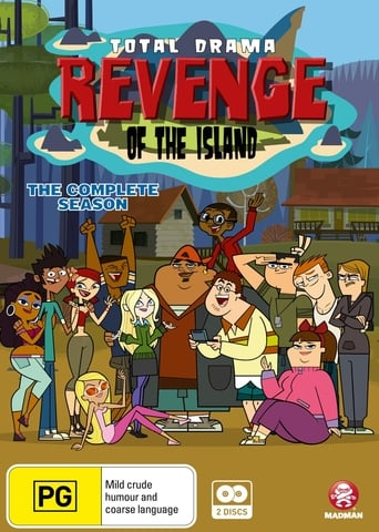 Watch Total Drama: Revenge of the Island Online Free in HD