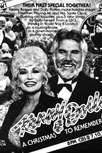 Poster of Kenny & Dolly: A Christmas to Remember