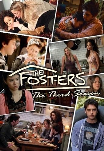 Os Fosters Família Adotiva 3ª Temporada - Poster